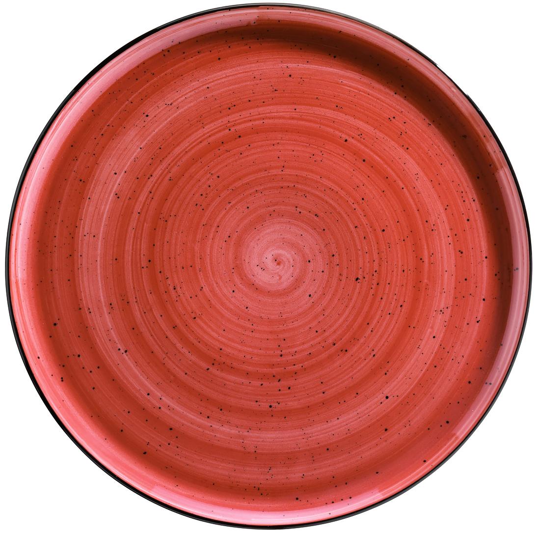 צלחת עגולה 32 ס״ם Aura Passion Gourmet Flat Plate