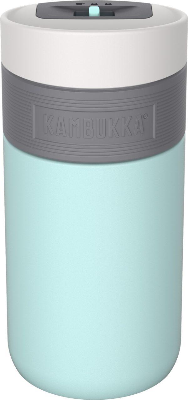 """בקבוק שתיה תרמי 300 מ""""ל תכלת Kambukka Etna Glacier"""
