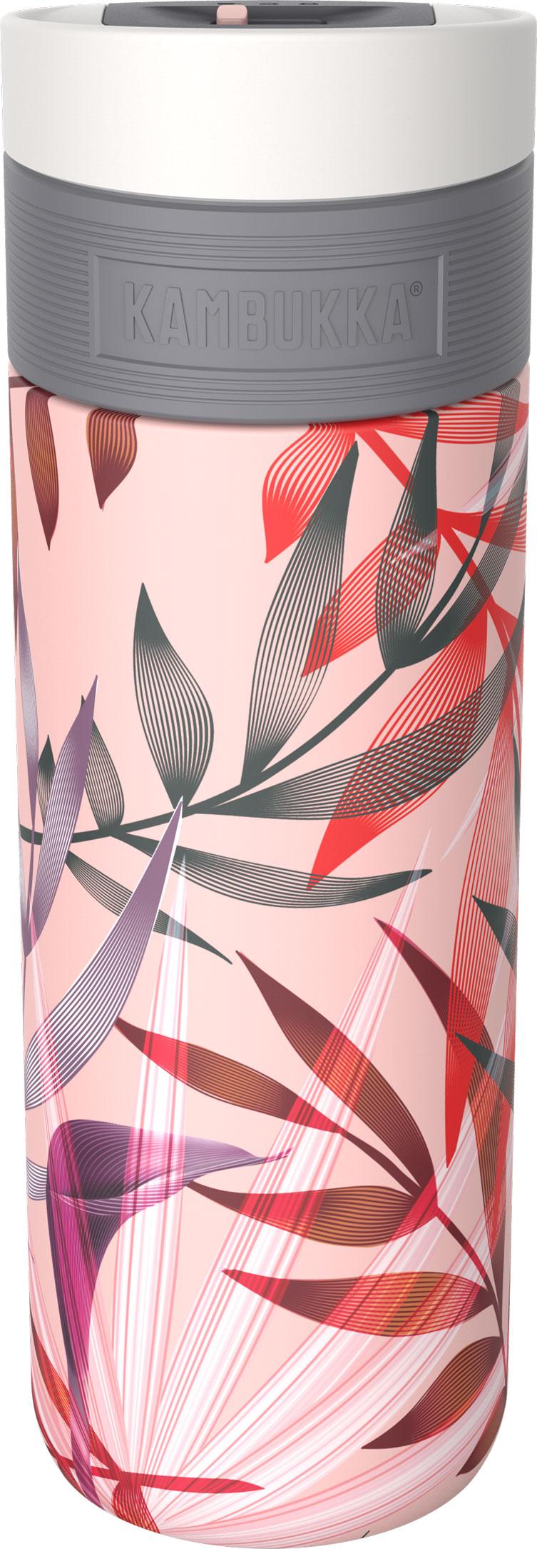 בקבוק שתיה תרמי 500 מ״ל Kambukka Etna Trumpet Flower