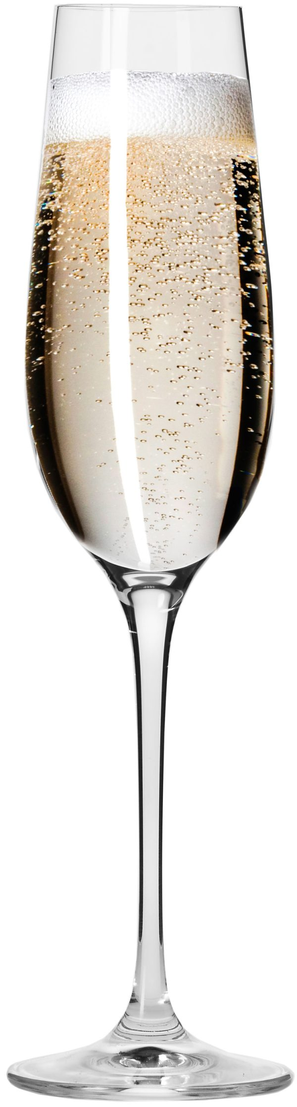 "סט 6 כוסות שמפניה Krosno 180 מ""ל Harmony Collection Champagne Flute"