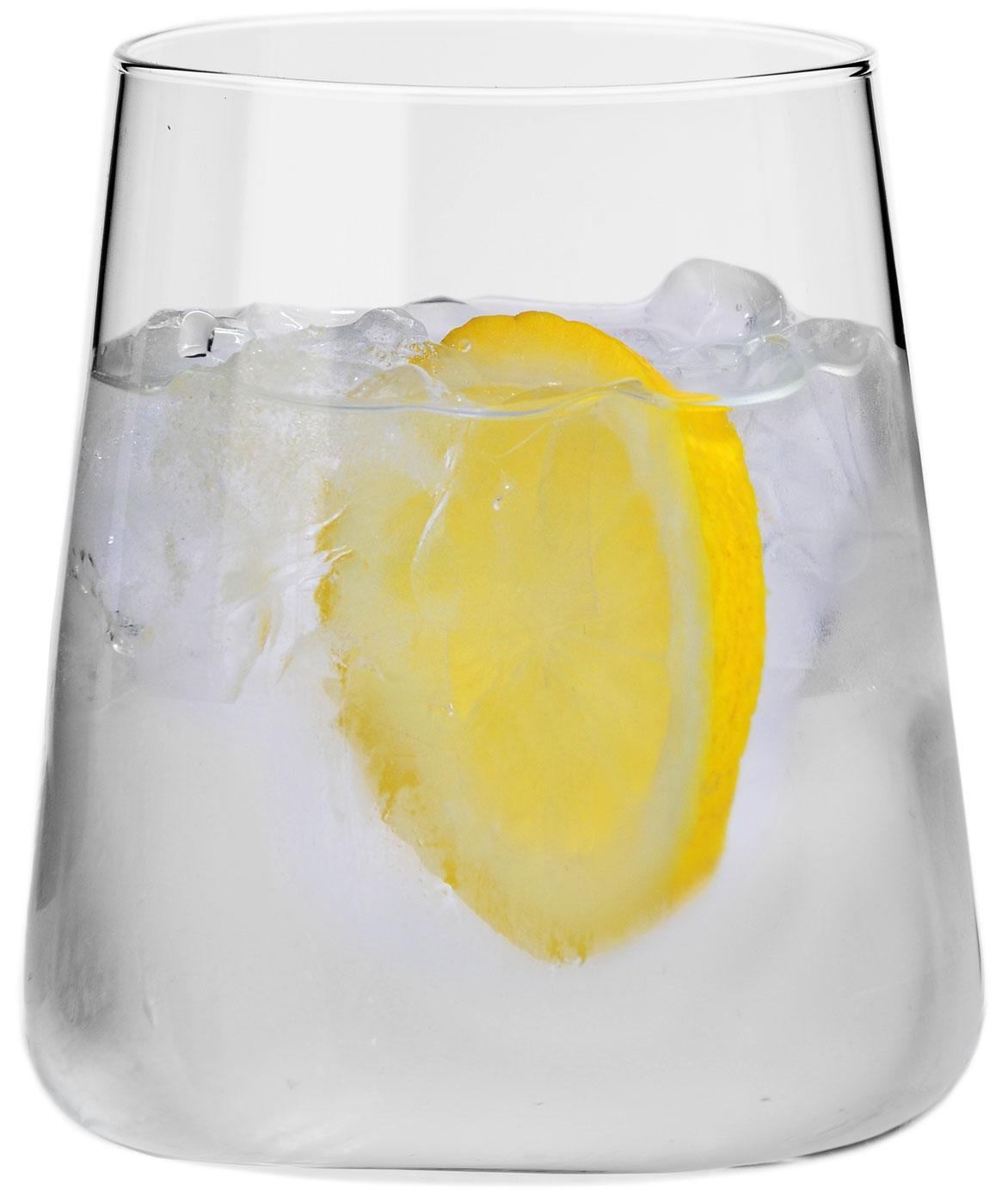"""סט 6 כוסות לשתייה קרה 380 מ""""ל Krosno Avant-Garde Collection Tumbler"""