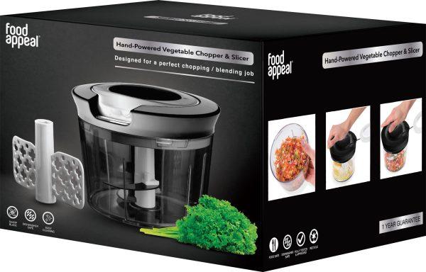 קוצץ ירקות ידני Food Appeal פוד אפיל