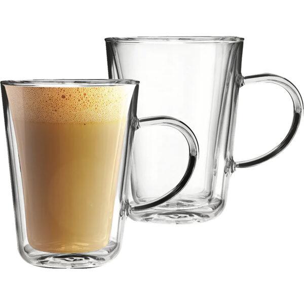 """סט 6 כוסות דאבל 300 מ""""ל דגם Kenya פוד אפיל Food Appeal"""