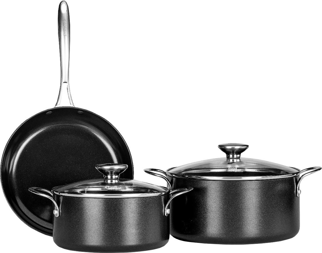 סט 5 כלי בישול Food Appeal BioCook פוד אפיל