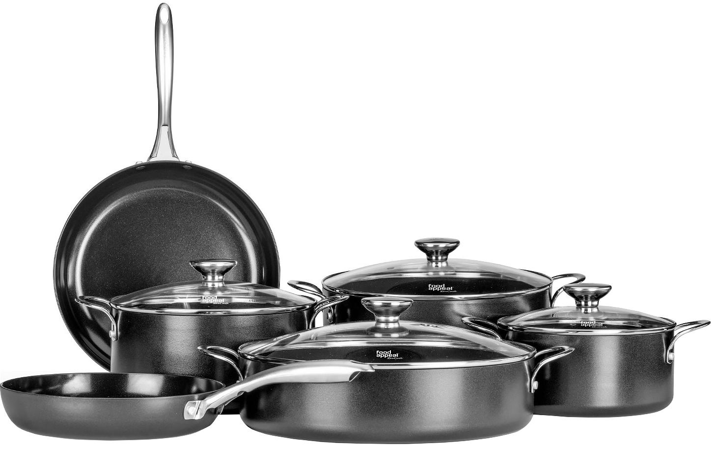 סט 10 כלי בישול Food Appeal BioCook פוד אפיל