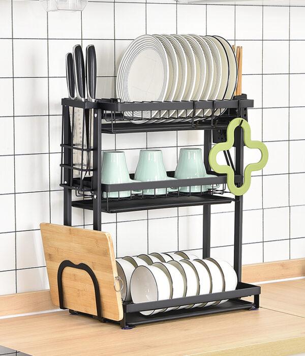 מתקן לייבוש כלים תלת שלבי Food Appeal Mode XL פוד אפיל