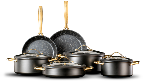 סט 10 כלי בישול Food Appeal Regal פוד אפיל