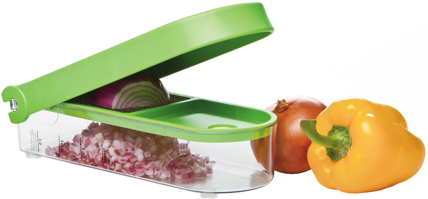 קוצץ ירקות ופירות לקוביות המקורי Food Appeal Progressive פוד אפיל