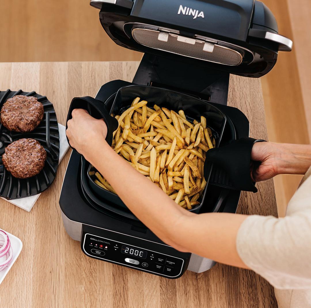 גריל חשמלי Ninja Grill נינג'ה דגם AG301