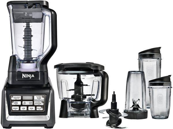 מעבד מזון נינג'ה Auto-IQ 3-IN-1 Ninja דגם BL682