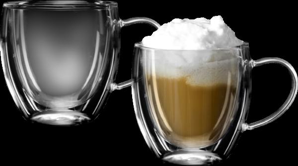 """סט 2 כוסות דאבל 300 מ""""ל Food Appeal Costa פוד אפיל"""